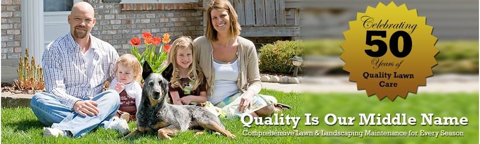 Lawn Mate Quality Lawncare: 4920 Backlick Rd, Annandale, VA