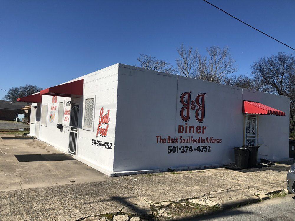J&J Diner: 1123 E Washington Ave, North Little Rock, AR