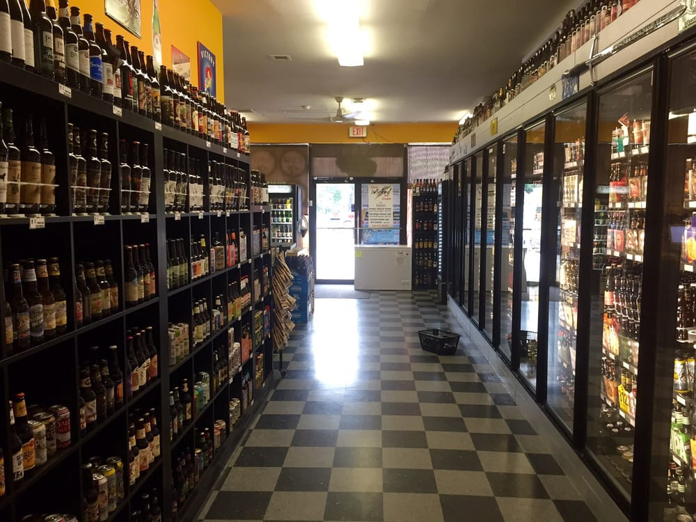 The Beer Store: 433 Amherst St, Nashua, NH