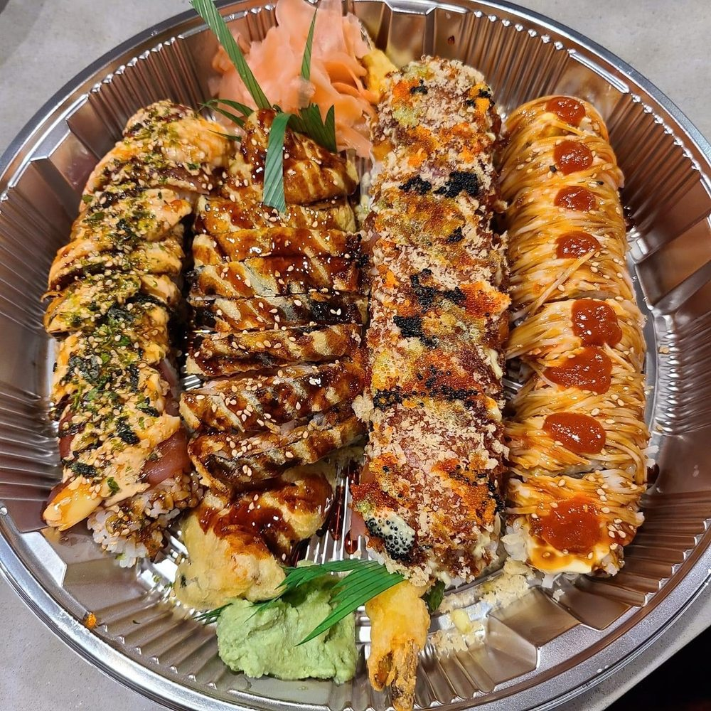 Crazy Sushi: 3350 Mid Rivers Mall Dr, St. Peters, MO