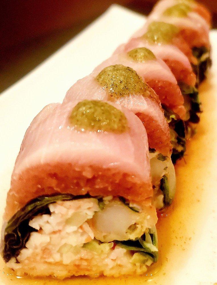 Edoko Sushi & Robata: 5490 Hwy 121, Frisco, TX