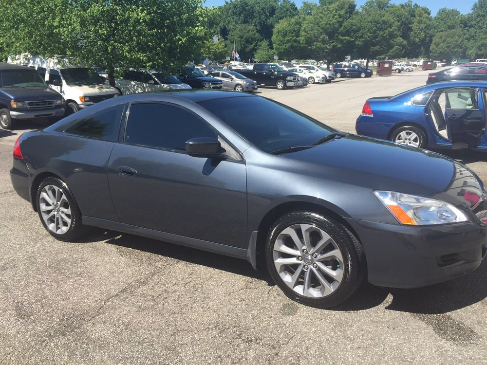 Wonderful Photo Of Tint Busters   Capitol Heights, MD, United States. 2006 Honda  Accord