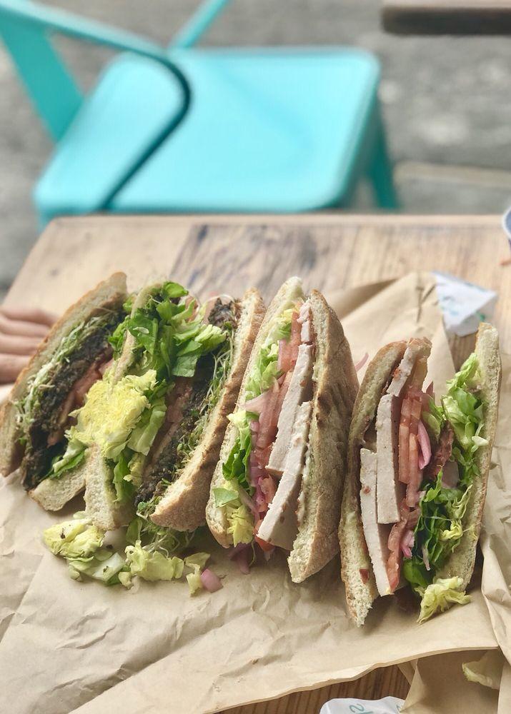 Sprout Sandwich Shop