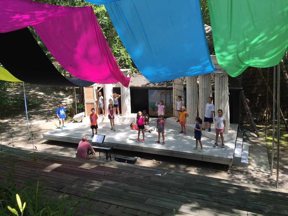 Usdan Summer Camp for the Arts: 185 Colonial Springs Rd, Wheatley Heights, NY