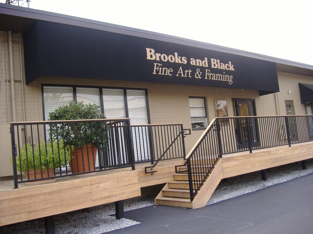 Brooks & Black Fine Framing: 349 Peachtree Hills Ave, Atlanta, GA