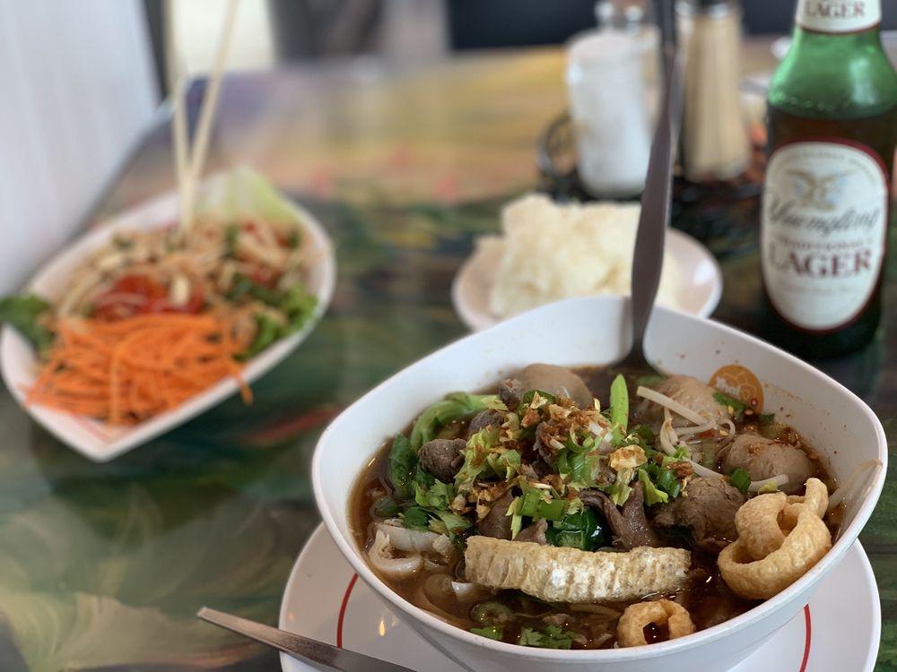 Thai by Thai: 46930 Cedar Lake Plz, Sterling, VA