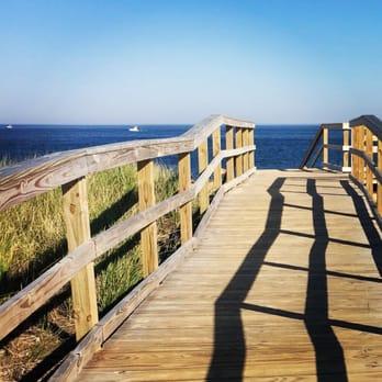 Photo Of Plum Island Beach Newbury Ma United States Indian Summer