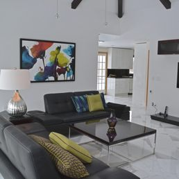 Photo Of Foran Interior Design   Plano, TX, United States. Contemporary  Living Room