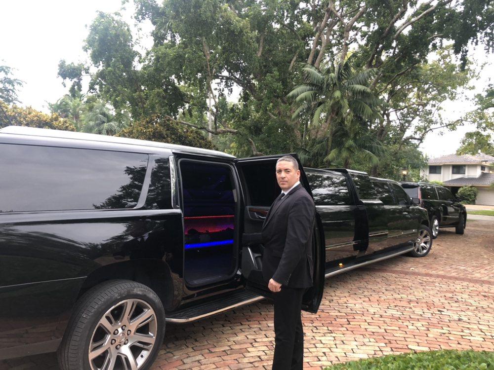 Miami Vice Limo Service