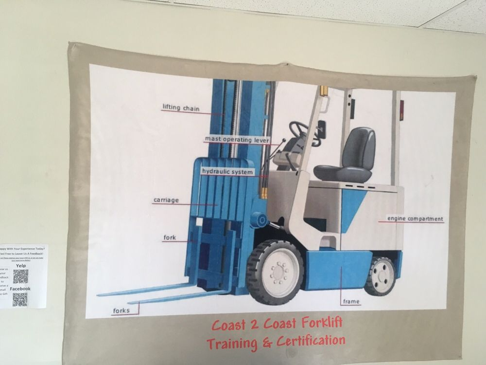 Coast To Coast Forklift Training 18 Photos Employment Agencies