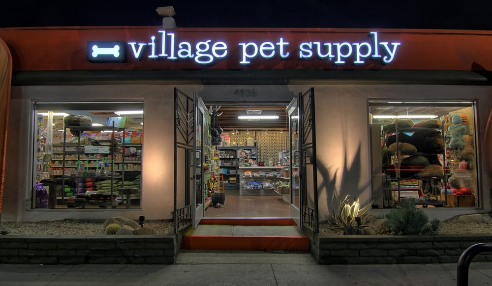 Dog clothing stores los angeles