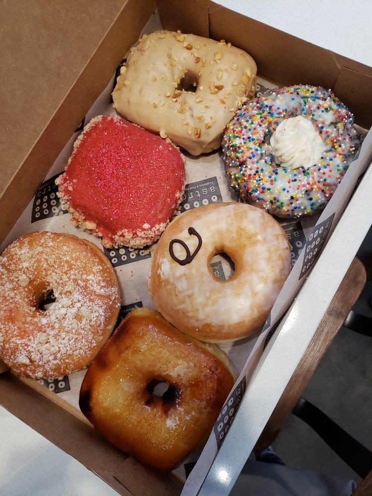 Top Left To Right Strawberry Rhubarb Cherry Pie Pbj Bottom Left