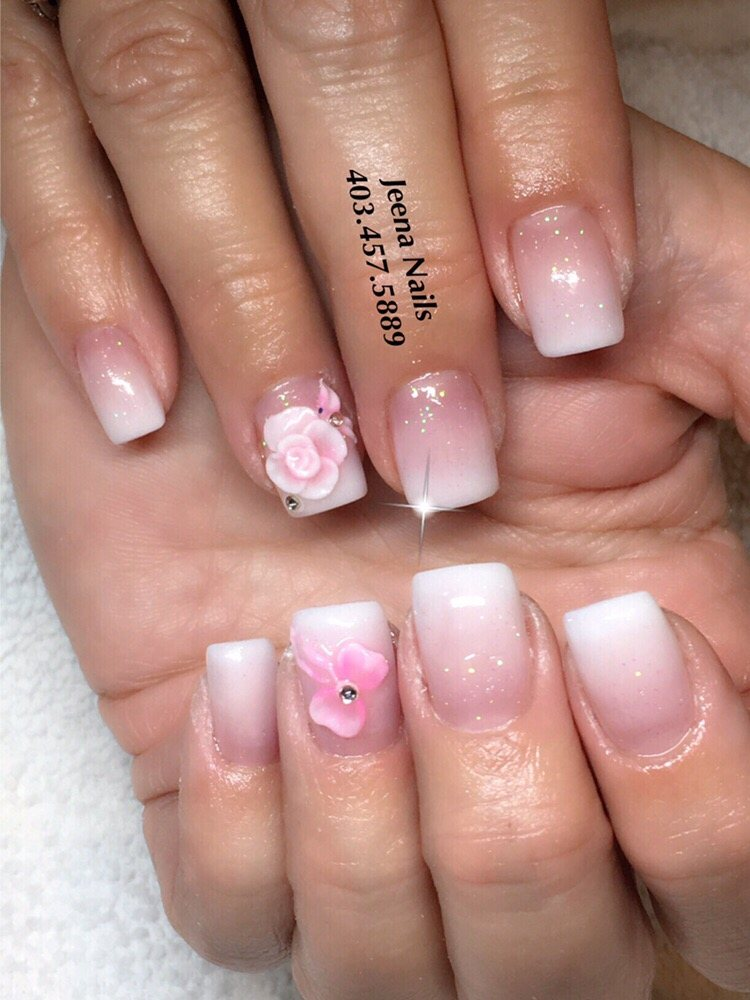 Jeena nails spa 21 photos nail salons 428 11520 for Ab nail salon sarasota