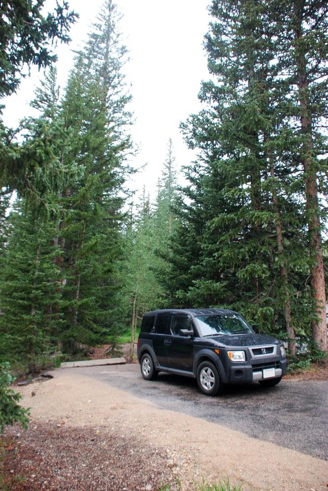 Wheeler Peak Campground: Great Basin National Park, Baker, NV