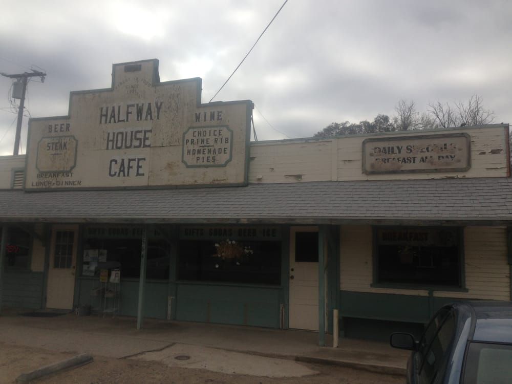 Halfway House Cafe Yelp