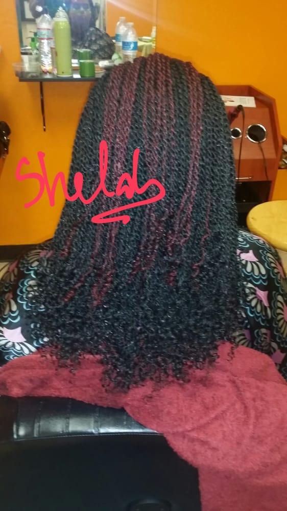 The Shelah Marie: Shelah Hair Braiding