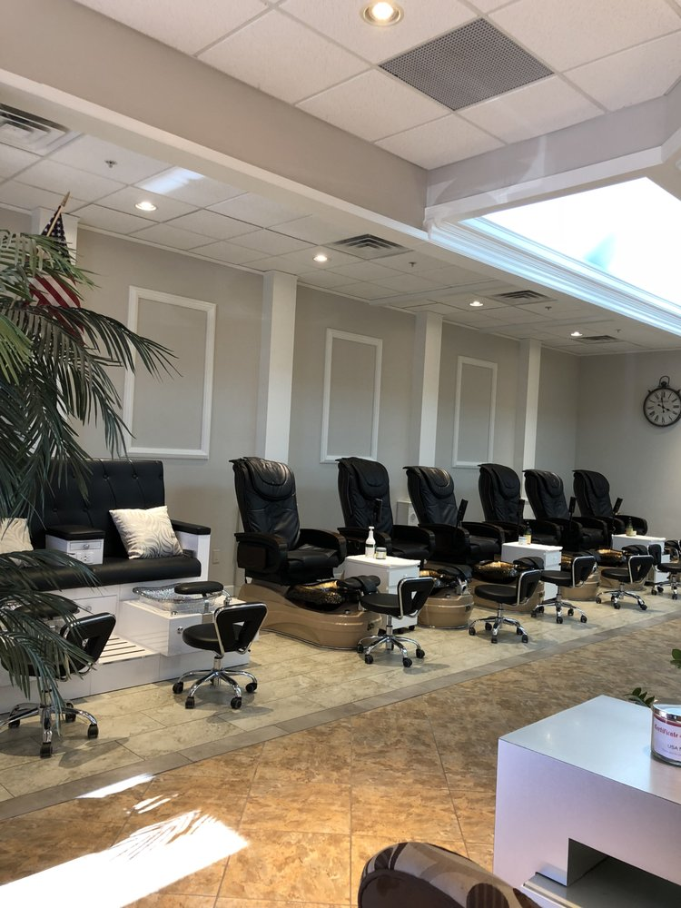 USA Nails & Spa: 5771 Old Winder Hwy, Braselton, GA