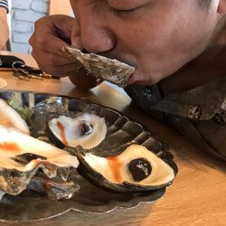 Photo Of La Jaivita Restaurants Dallas Tx United States Eating Oysters