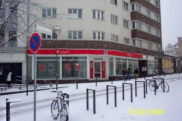 Santander Bank Rostock