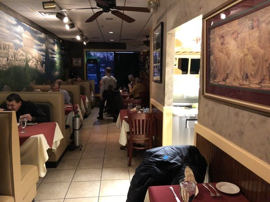 Giovanni S Italian Restaurant 1178 Woodruff Rd Greenville