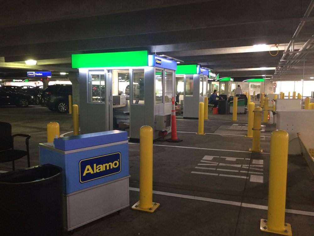 Alamo Rent A Car Pittsburgh Airport
