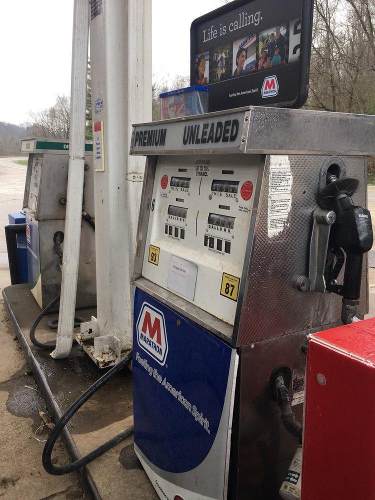 Marathon Gas Station Rockport General Store - Gas Stations - 7436