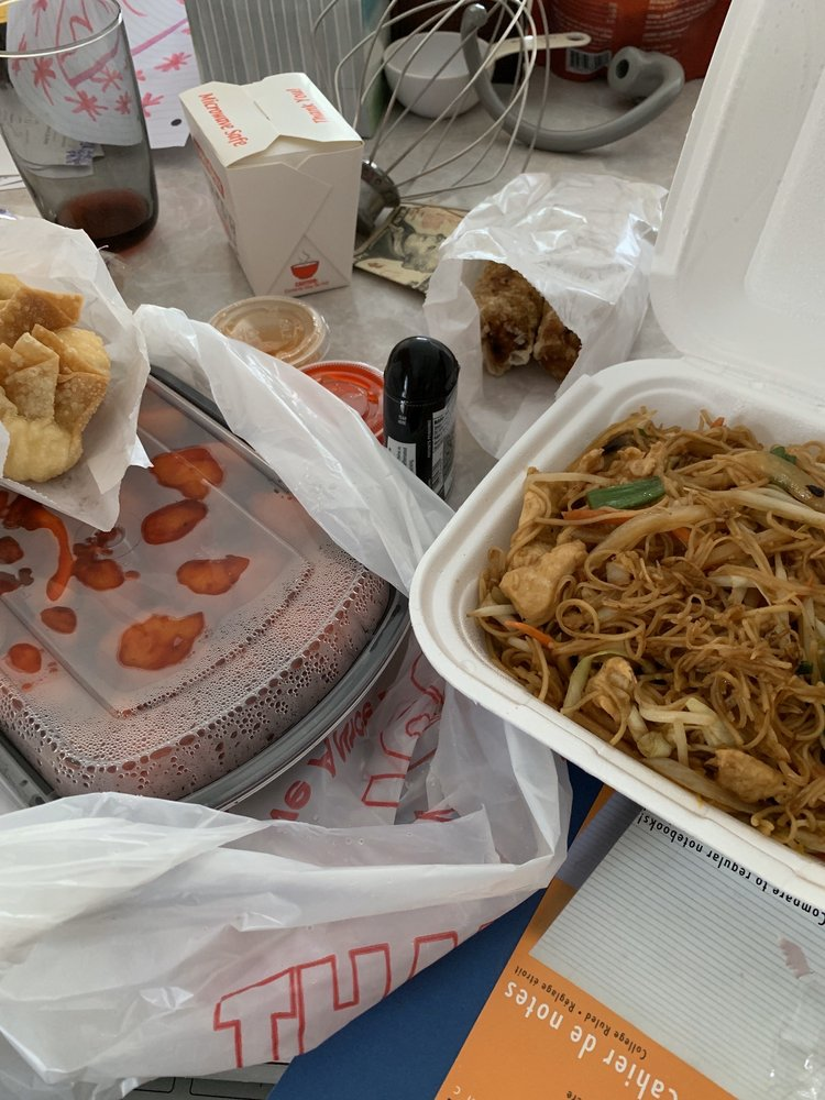 Asian Food To Go: 1857 Main St, Centerville, MN