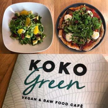 Restaurent Koko Green Nice