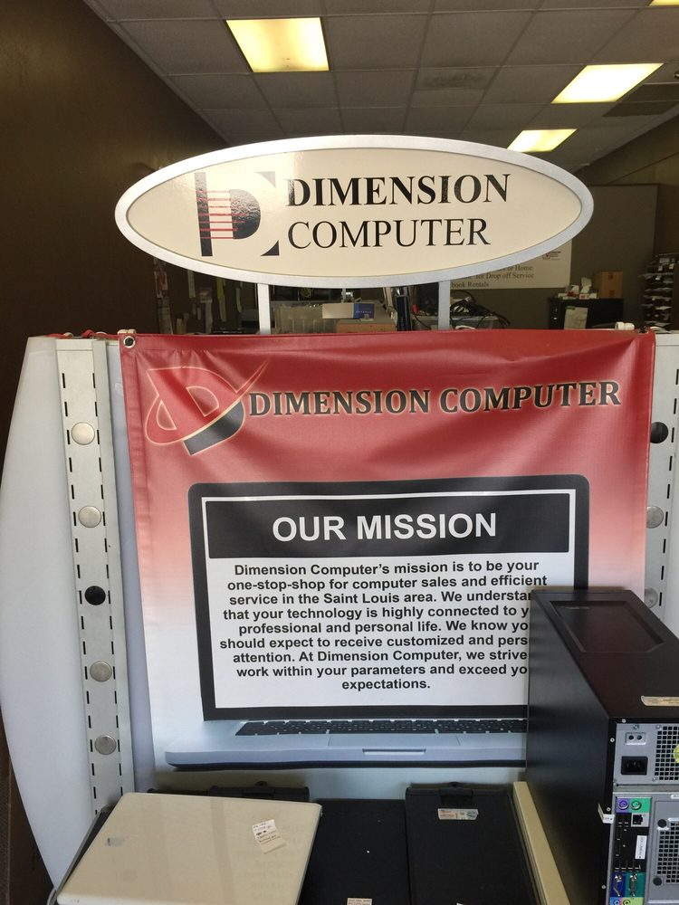 Dimension Computer: 14560 Manchester Rd, Ballwin, MO