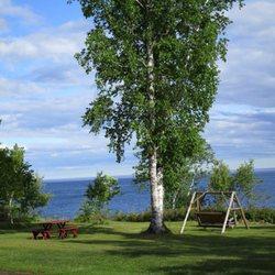 Photo Of Thomsonite Beach Inn Suites Grand Marais Mn United States
