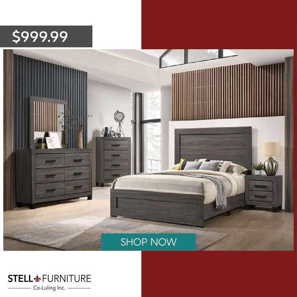 Stell Furniture Co-Luling: 760 Paul Maillard Rd, Luling, LA