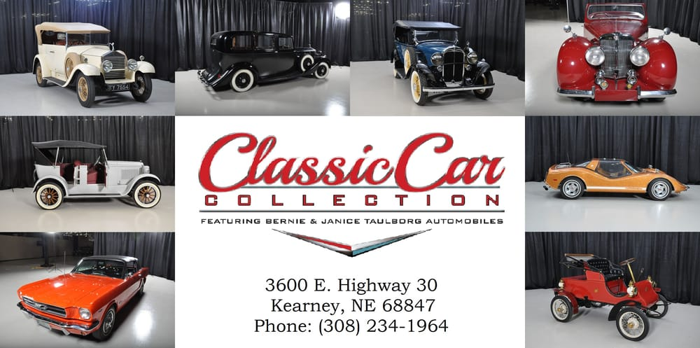 Some vehicles housed at Classic Car Collection, Kearney NE - Yelp