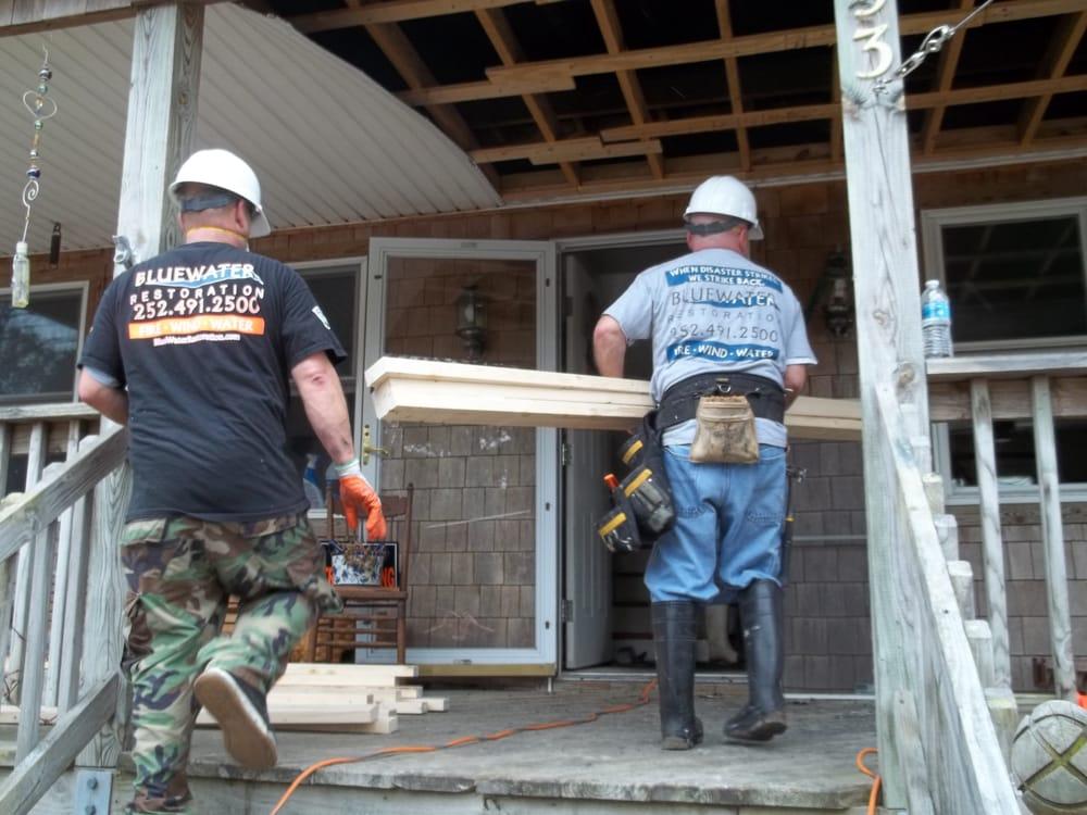 Bluewater Restoration: 6918 Caratoke Hwy, Grandy, NC