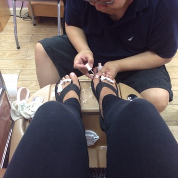 Tina s nails 88 24 photos nail salons 74 23 101st for 24 hour nail salon queens ny