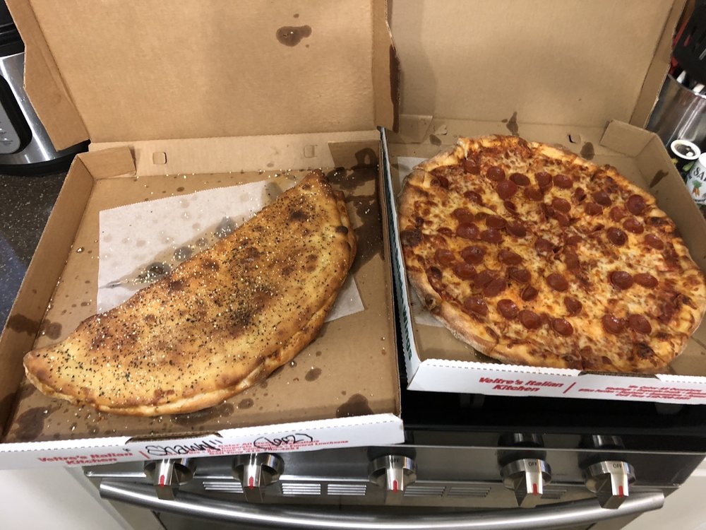 Veltre's Pizza: 1268 Brinton Rd, Pittsburgh, PA