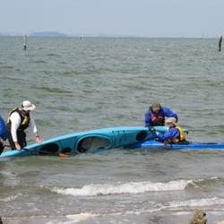 Eskape Sea Kayaking logo