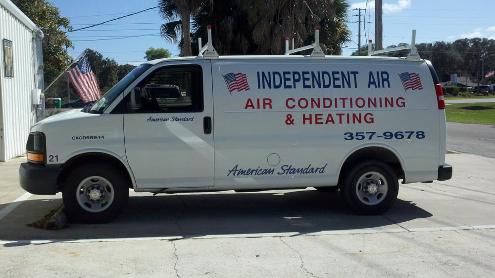 Independent Air: 1 W Laurel Oak Dr, Eustis, FL
