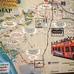 Los Angeles Starline Tours Reviews