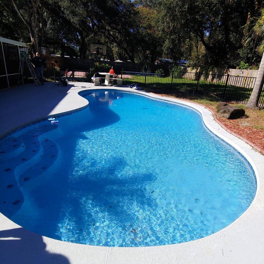 Magical pools: Celebration, FL