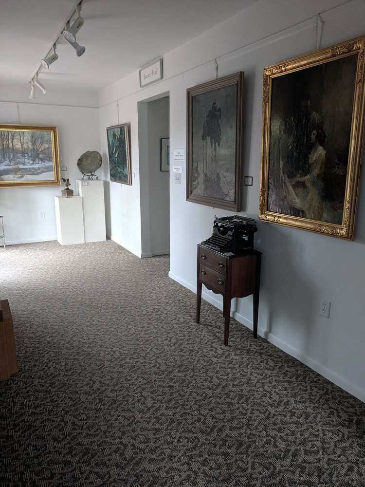 Shiawasee Art Center: 206 Curwood Castle Dr, Owosso, MI