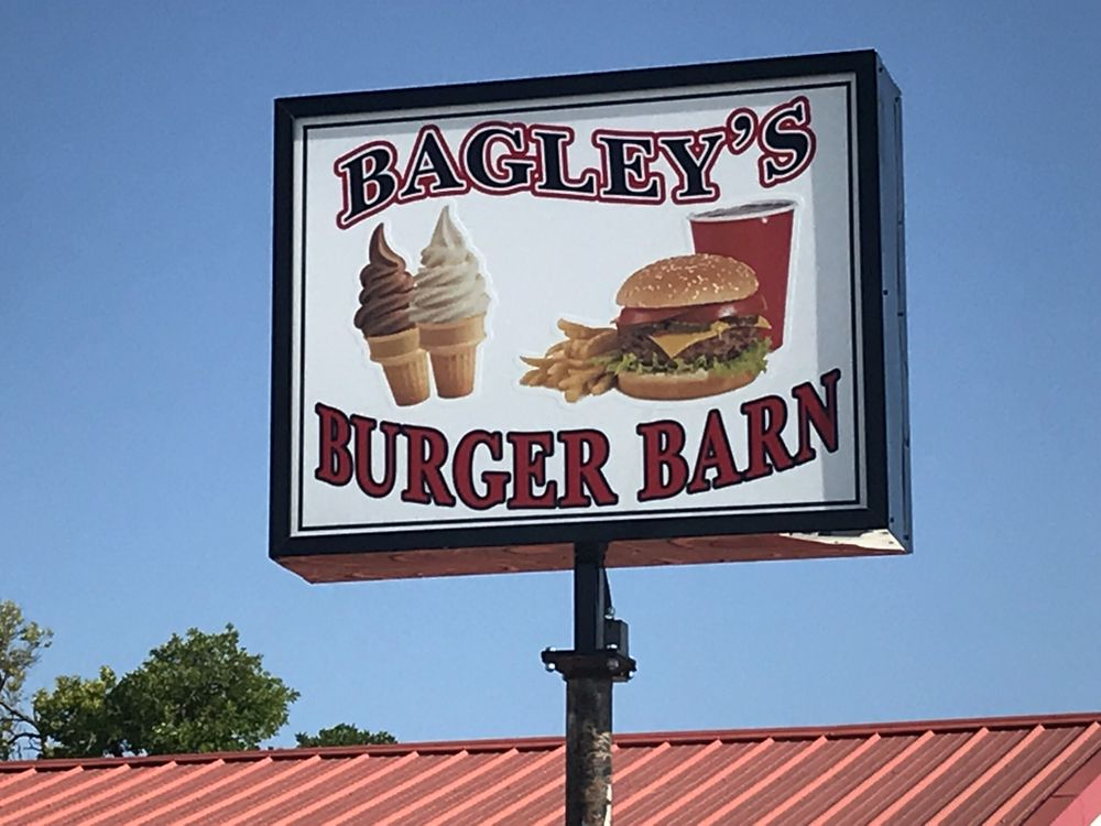 Bagley's Burger Barn: 410 N Bloom St, Superior, NE