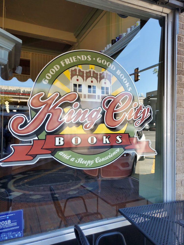 King City Books: 104 N 9th St, Mount Vernon, IL