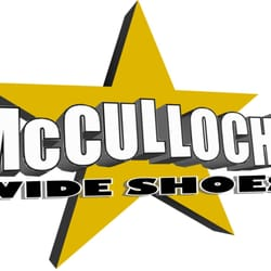 Mcculloch S Wide Width Shoes