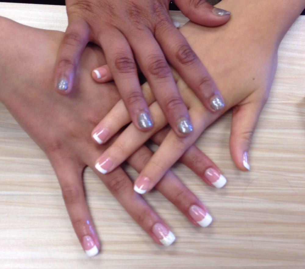 Prom nails! SNS organic gel powder, organic gel manicure and organic ...