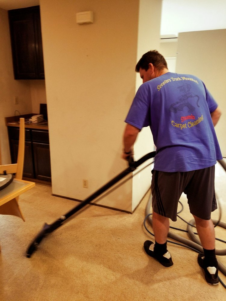 Scooters Carpet Cleaning