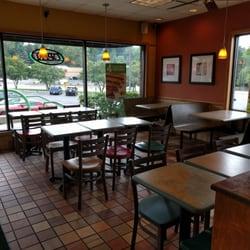 Photo Of Subway Ann Arbor Mi United States Lots Seating Room
