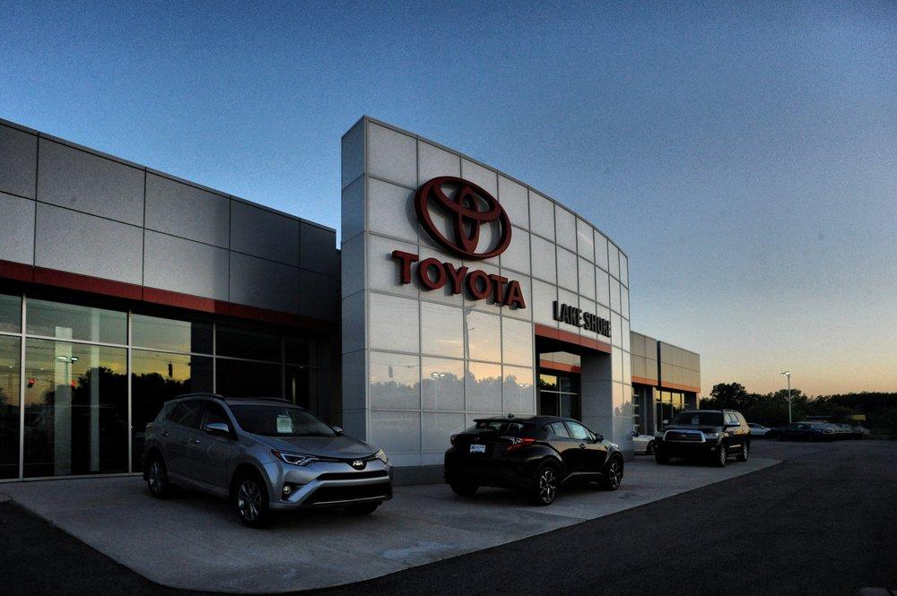 Lake Shore Toyota: 244 Melton Rd, Burns Harbor, IN