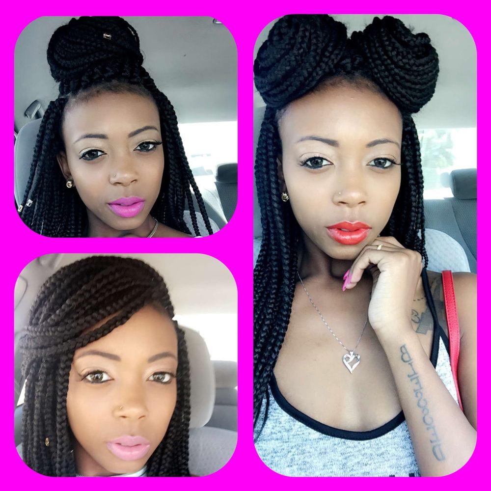 African Queen Hair Braiding: 5471 Hwy 105, Beaumont, TX