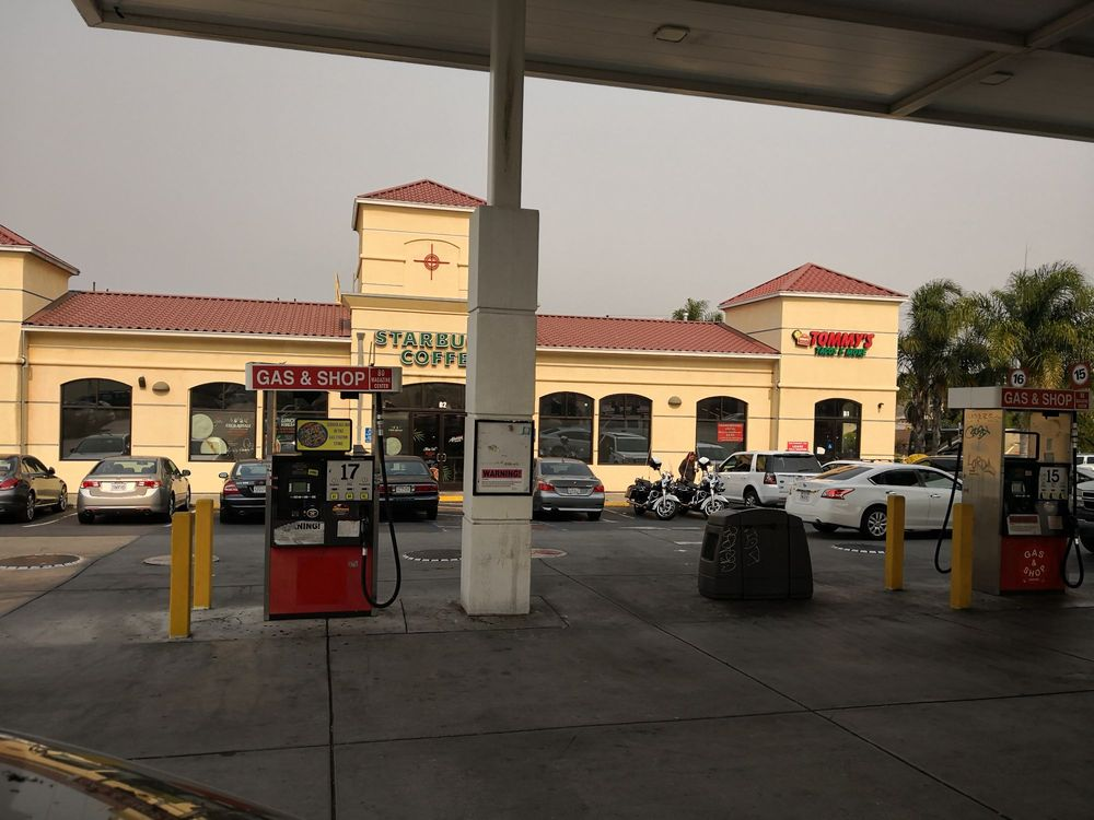 Vallejo Gas and Shop: 199 Lincoln Rd W, Vallejo, CA