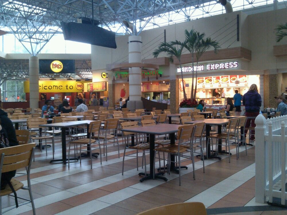 Orange Park Mall >> Food Court Yelp